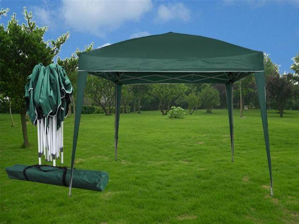 NOWY solidny pawilon Namiot Ogrodowy VANAGE 3x3m ZIELONY ekspresowy