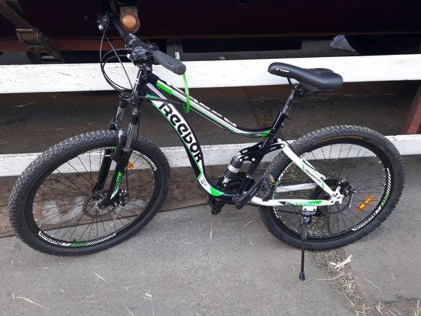 Велосипед двухпідвісний , 26 колеса