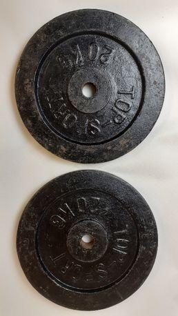 Obciążenie żeliwne 40 kg