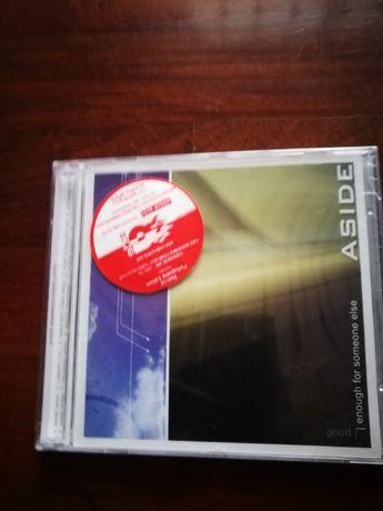 Aside - Enough For Someone Else CD NOVO BANDA PORTUGUESA