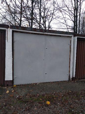 Wynajmę garaż Katowie ul. Zgrzebnioka