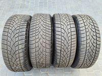 Opony Dunlop SP Winter Sport 3D - 235/55/18