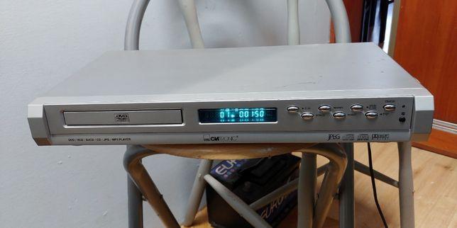 DVD/CD ClaTronic. odtwarzacz audio CD