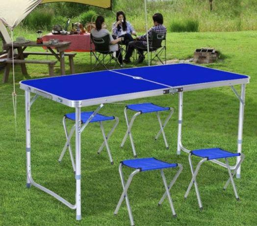 Стол и стулья для пикника раскладной Стіл для пікніка охота рыбалка