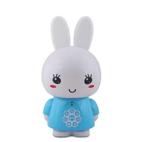 Zabawka multimedialna Alilo Króliczek Honey Bunny niebieski (Julando)