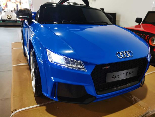 Audi TT RS auto autko autka samochód pojazd na akumulator zabawka
