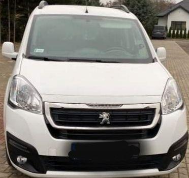 Peugeot Partner Teepe