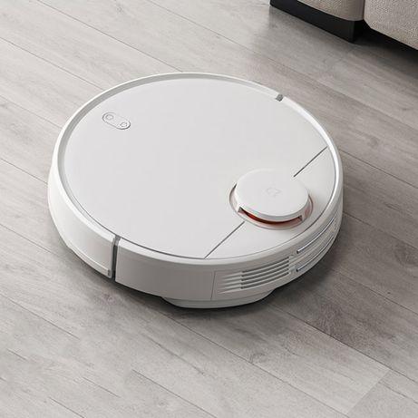 Робот-пылесос Xiaomi Mijia LDS Vacuum Cleaner (2в1) Сухая и влажная уб