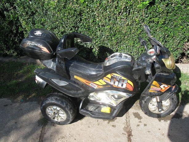 Мотоцикл детс. на аккумуляторе