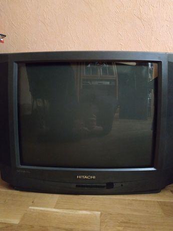 Телевизор Hitachi Хитачи рабочий