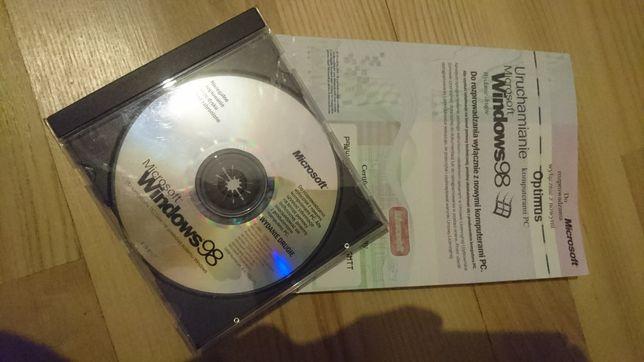 Windows 98 system