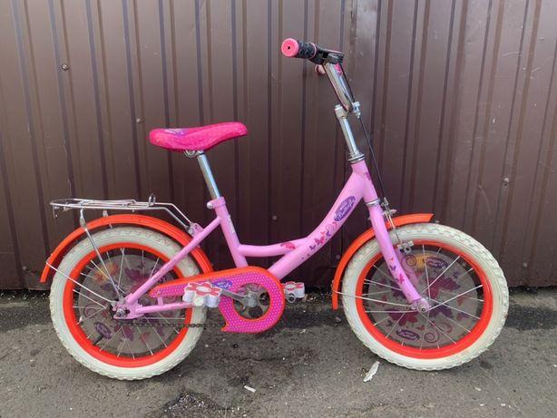 Продам детский велосипед miss butterfly для девочки