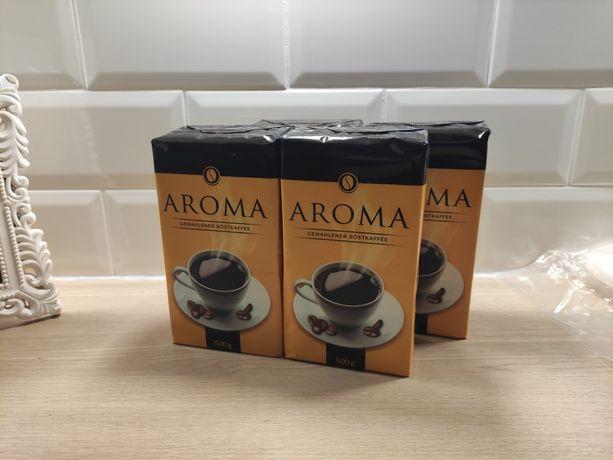 Komplet nowych kaw sypanych AROMA 500g niemieckie
