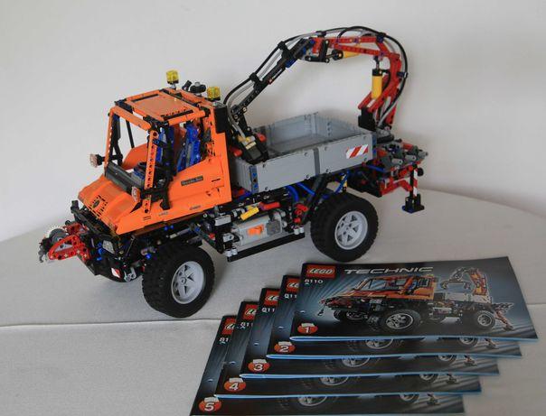 Lego Technic 8110 Mercedes Unimog U400