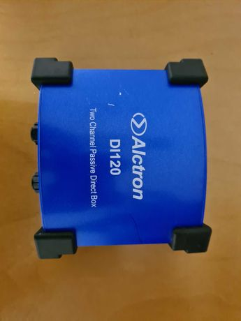 Box Alctron DI120 2 canais passiva