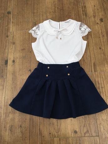 юбка, Smil, блуза mevis 110-117