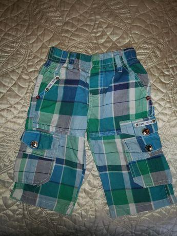 Sprzedam spodnie chłopięce r. 80/86