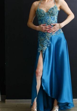 Продам шикарное вечернее платье 38-40 рр.