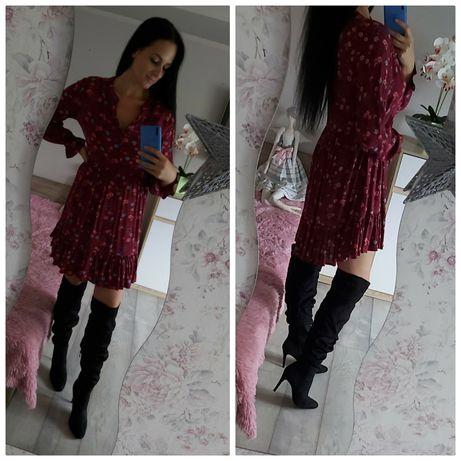 Sukienka boho Top Secret