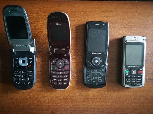 Мобільні телефони ( не робочі)