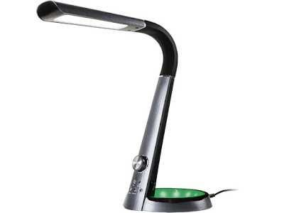 Lampa stołowa - biurkowa LED LivarnoLux Lidl