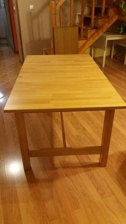 Sprzedam rozkładany stół bukowy