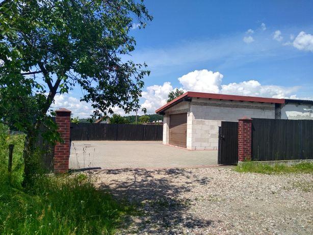 Sprzedam 1/2 domku ok.60m2 na Mazurach,garaż,działka, taras!!