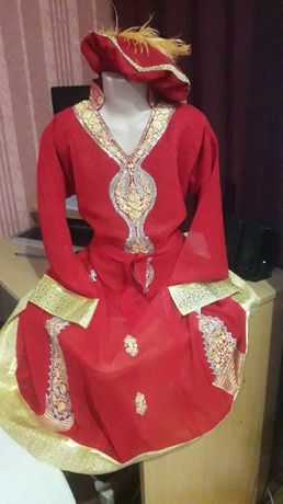 восточная принцесса новогодний костюм