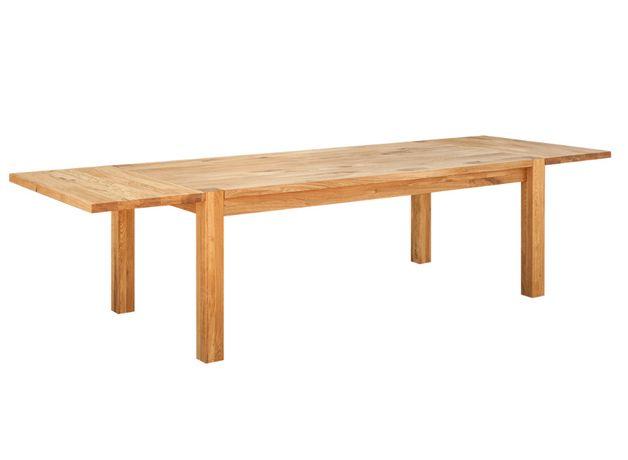 Stół dębowy Siena 180x90 do jadalni - Meble Katmandu