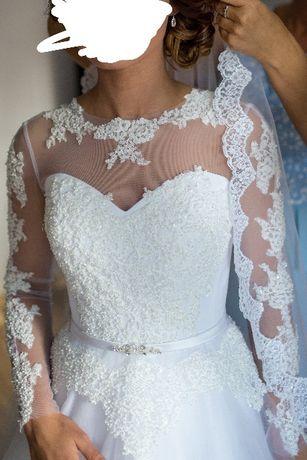Suknia ślubna marki Papilio