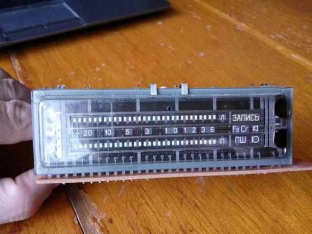 маяковский стерео люминисцентный индикатор