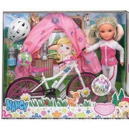 Nancy bicicleta montanha - NOVO!