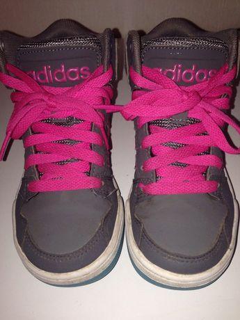 Adidas хайтопи