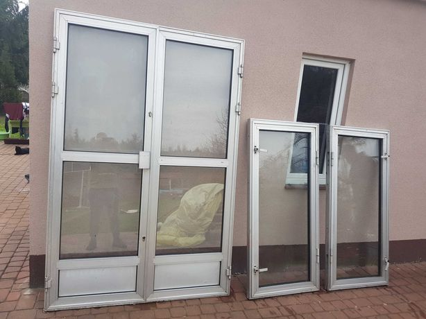 Okno i drzwi aluminiowe