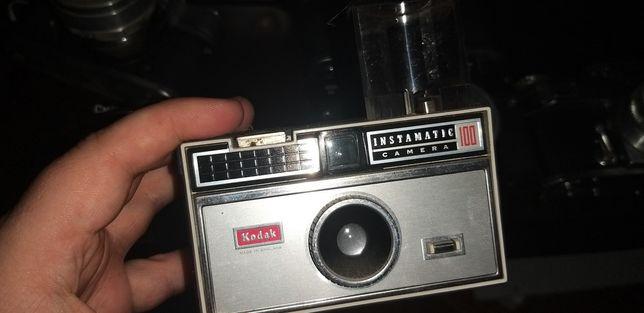 Фотоаппарат kodak инстаматик, коллекционный