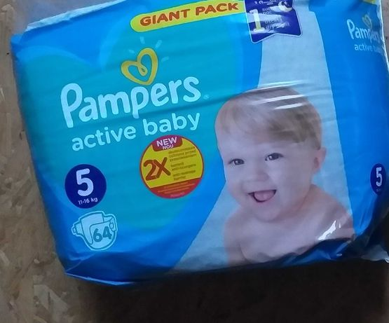 Pampers 5 64 szt