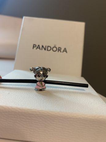 Charms zawieszka do bransoletki typu Pandora dziewczynka