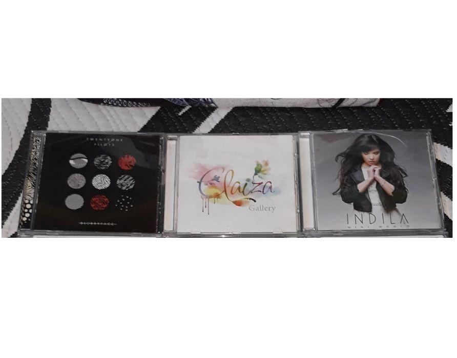 twenty one pilots blurryface elaiza indila mini world płyta cd album Barlinek - image 1