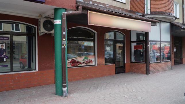 Lokal do wynajęcia ul. Partyzantów.  51m2 + 17m2 piwnica.