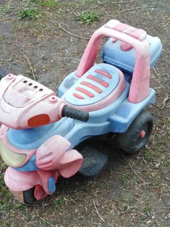 Продам детский скутер