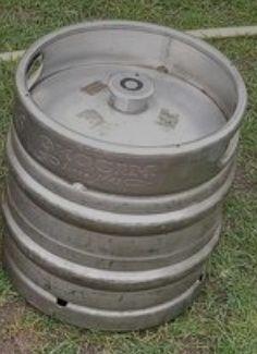 Keg po piwie TYSKIE 30l