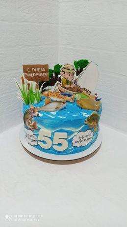 Торт на заказ Днепр