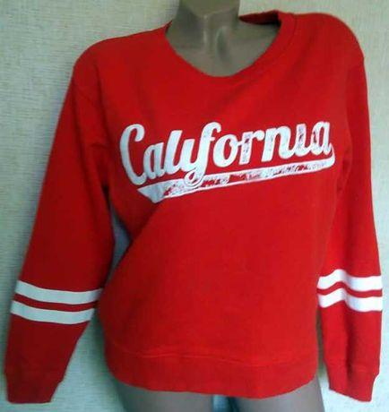 Свитшот свитер пуловер толстовка JDY на девочку Cotton) - 100%. р. М