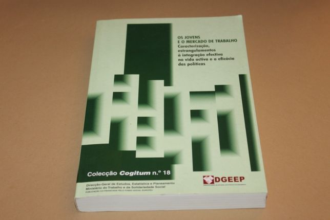 Os Jovens e o Mercado de Trabalho Colecção Cogitum nº 18