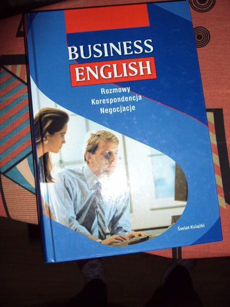 BUSINESS ENGLISCH rozmówki korespondencja negocjacje