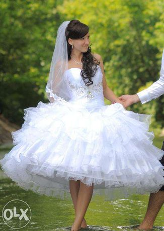 Срочно!Свадебное платье