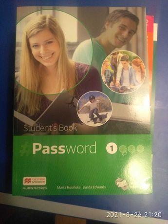 Password 1 książka