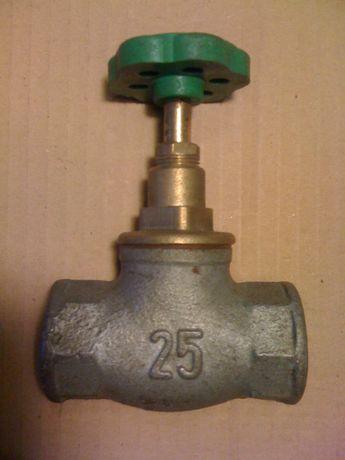Zawór ocynk fi 25 1 cal fi25