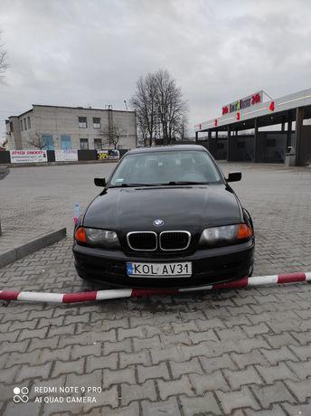 Автомобіль Bmw e46