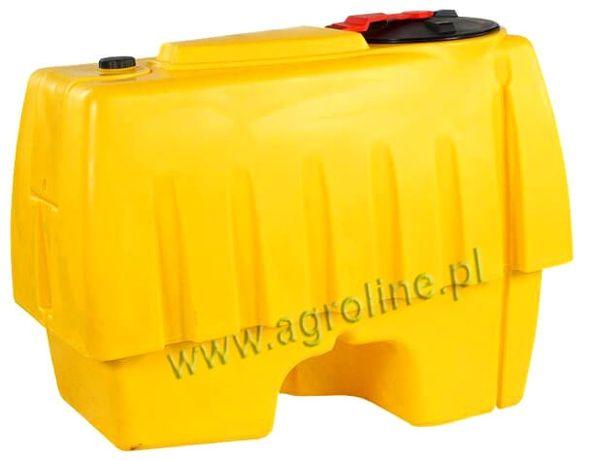 Zbiornik do opryskiwacza ZBZ 600 L +pokrywa +sito